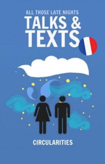 Talks and Texts [en français]
