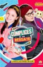 Cumplices De Um Resgate  by Nanda_5578