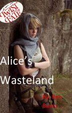 Alice's Wasteland  by Benburns