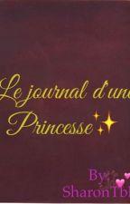 Le jornal d'une princesse  by SharonTbk