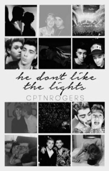 he don't like the lights ♡ ziall/zustin/jiall au [COMPLETE]