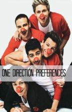 One Direction Preferences by tangleyourdreams