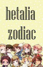 ★Hetalia Zodiac★ by -littlebeast-