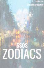 Zodiacs • 5sos by ashuhton