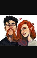 Lily E James by potter212