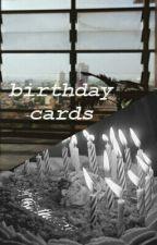 birthday cards // muke // tłumaczenie  by tinyliltommo