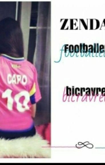 « Zendaya» Bicraveuse PRO Footballeuse PRO ⚽J'ai Du Prendre La Relève
