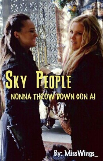 Sky People (Clexa)