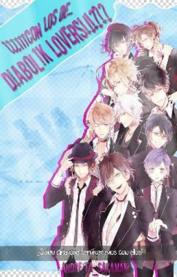 ¿¿¡¡Con Los Diabolik Lovers!!??
