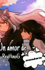 Inuyasha y Aome un amor en la secundaria by ReyHinoG