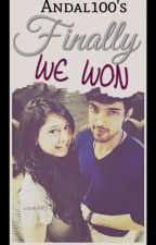 Manan ff finally!! we won (completed) by Andal100