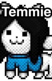 Temmie by UndertaleKing