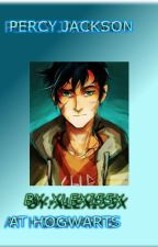 Percy Jackson, The Lone Hero (Percy Jackson at Hogwarts) by AGirlCaIIedLexi