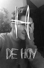 H de hoy - Jesús Oviedo by punkoviedo