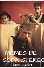 Memes de Soda Stereo ♥ by Meel_CGZ