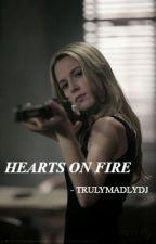 HEARTS ON FIRE ▹GLENN RHEE ▹THE WALKING DEAD by trulymadlyDJ