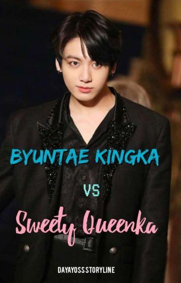[C]Byuntae Kingka vs Sweety Queenka [Bts JungKook]✔