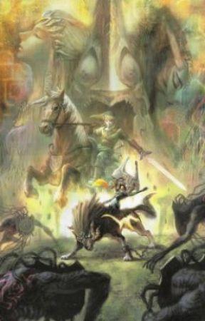 The Legend of Zelda: Twilight Princess by guardianangel1