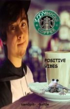 Coffee Shop // leafyishere fanfic by sandpit-_-turtle