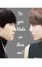 Do you Hate or Love me? [german]  by 68Cucumberry00