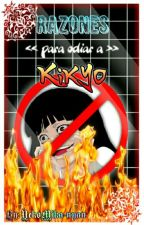 Razones Para Odiar a Kikyo by NekoMika-nyan