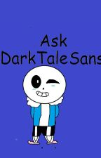 Ask/Dare DarkTale Sans by Rainbow_The_Shipper