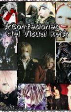 ☆CONFESIONES DE VISUAL KEI☆ by amandiuuuu