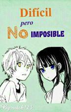 Difícil Pero No Imposible (Noragami)  by natch123