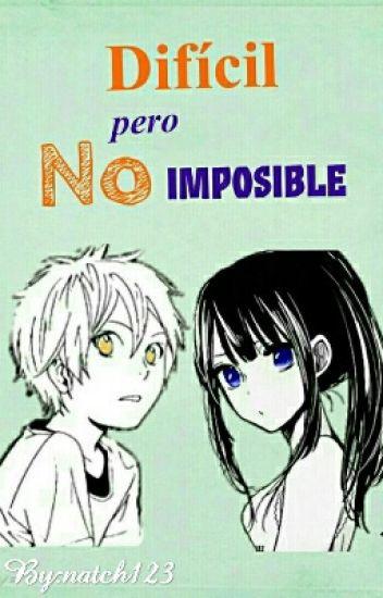 Difícil Pero No Imposible (Noragami)