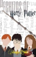 Hechizos de Harry Potter by What_the_hell_666