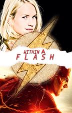 Within A Flash ⋙ Barry Allen/Flash ⋘ by thelazymadhatter