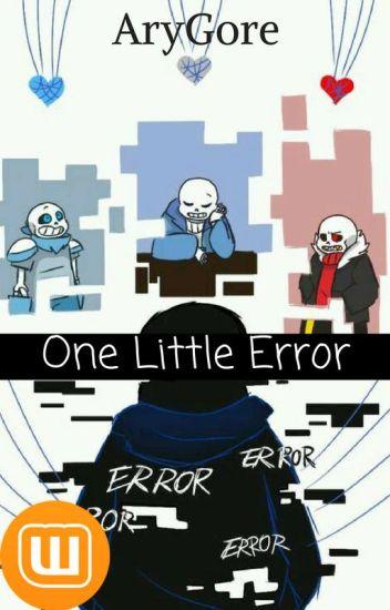 One little Error [Fontcest]
