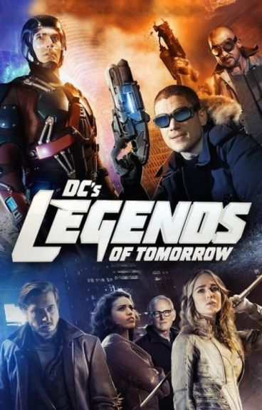 -DC's Legends of Tomorrow Preferences & Imagines-