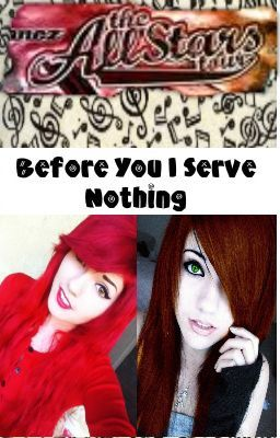 Before You I Serve Nothing [What's Fate: Book 2]