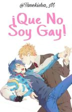 ¡Que No Soy Gay! [Yaoi Hard]  by Tanekisha_M