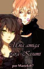 Una Amiga Para Kisumi    Free! by Maneki87