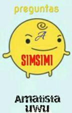 Simsimi by Amatistauwu