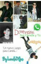 Diversión •Jos Canela Y Tú•  by LanelaofJos