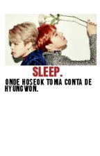 sleep. hyungwonho by jimkitten