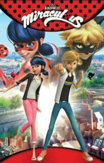 Miraculous- Tales Of Ladybug & Chat Noir