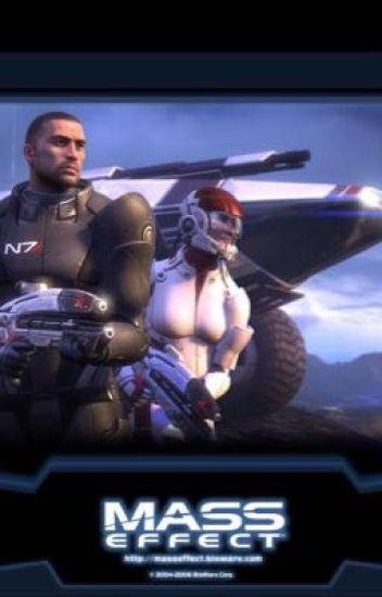 Mass Effect: Self Insertion Fanfic (A Mass Effect Fanfic