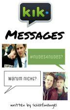 Kik Messages » Rewilz by schlafmangel