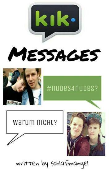 Kik Messages » Rewilz