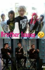Brother Issues (Jordan Sweeto X Reader) by TheLocalEmo