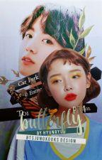 Butterfly. Pt 1   jjk by hyunryu-