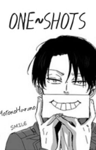 ||ONE-SHOTS||  By MotokoHaruno                       [Personaje y TN]