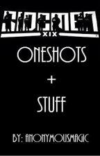 Sidemen Oneshots + Stuff by AnonymousMagic