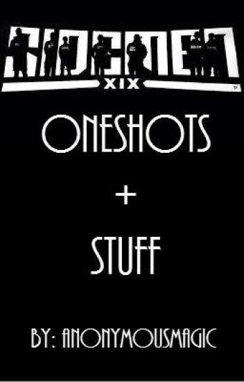 Sidemen Oneshots + Stuff
