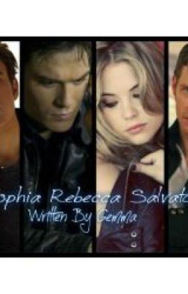 Sophia Rebecca Salvatore - The Vampire Diaries