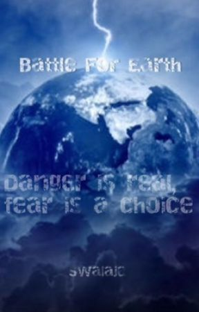 Battle for Earth by swalaja